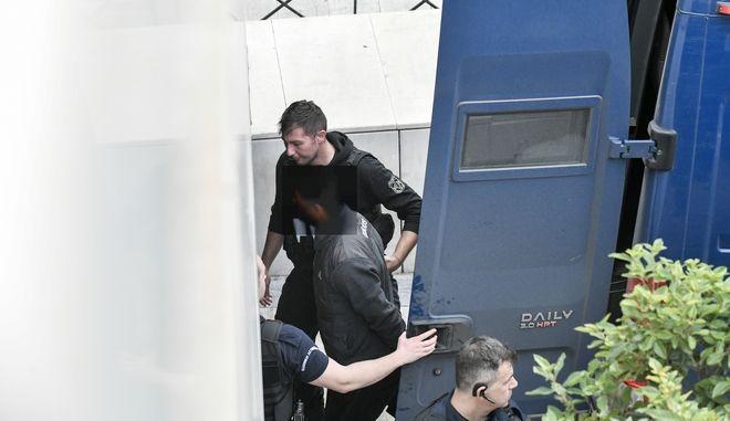 Ένας από τους τρεις κατηγορούμενους για την δολοφονία του Ζαφειρόπουλου