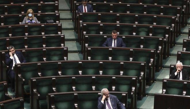 Το κοινοβούλιο στην Πολωνία