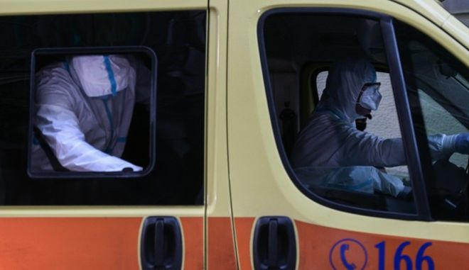 Ασθενοφόρο, φωτογραφία αρχείου