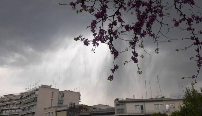 Σύννεφα και βροχές