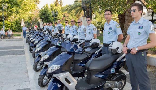 Ο Αστυνομικός της Γειτονιάς στην υπηρεσία των κατοίκων του Δήμου Αχαρνών