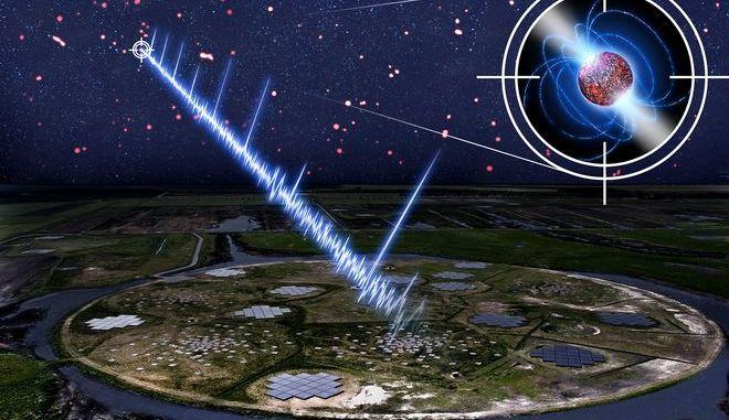 Ανακαλύφθηκε με ελληνική συμμετοχή άστρο - σβούρα ηλικίας 14 εκατ. ετών