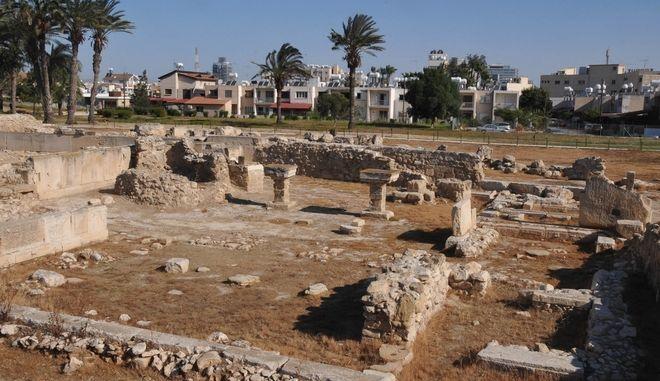 Αρχαίο Κίτιο, Λάρνακα - Κύπρος