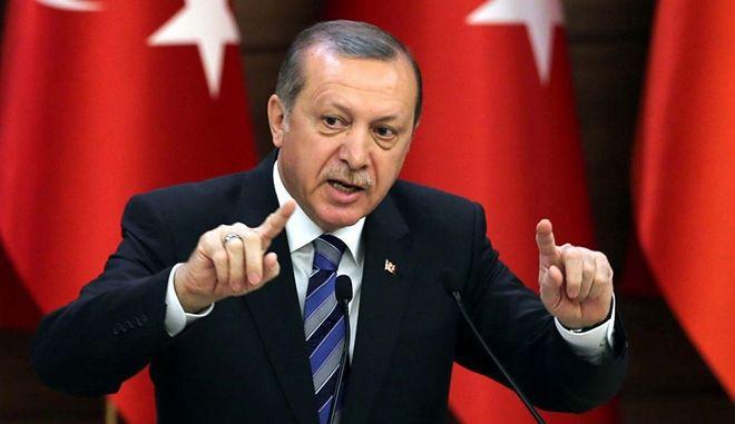 Ερντογάν κατά Κύπρου: Θα έπρεπε να ντρέπεστε