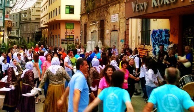 Θεσσαλονίκη: Η 1η παγκόσμια ημέρα πιτόγυρου είναι γεγονός
