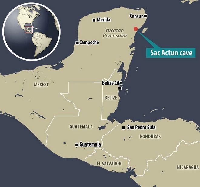 Οι μυστηριώδεις σπηλιές των Μάγιας: Στο φως το μεγαλύτερο υποθαλάσσιο δίκτυο σπηλαίων στον κόσμο