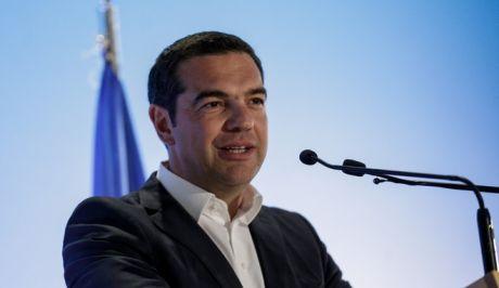 Ο πρωθυπουργός Αλέξης Τσίπρας d8e37138b19