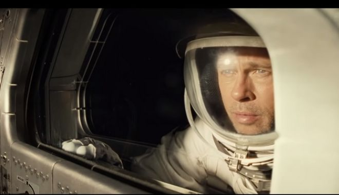 """Ad Astra"": Στο διάστημα, κανείς δεν μπορεί να ακούσει τον Brad Pitt να κλαίει"