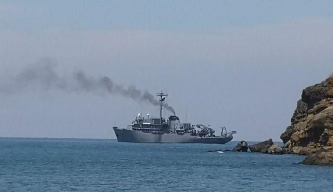 Το σκάφος Cesme