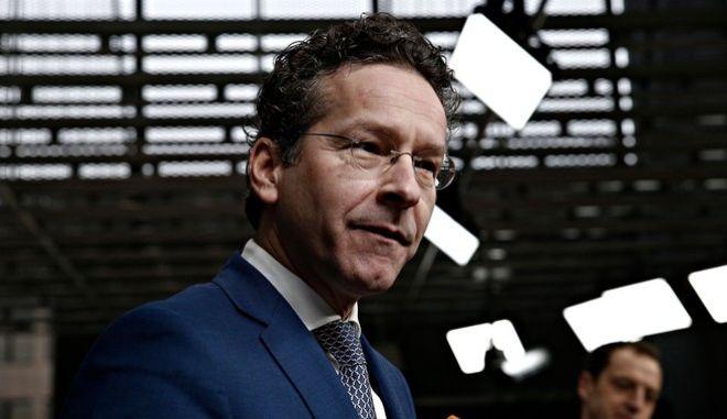 Eurogroup: 'Παράθυρο' για την παραμονή του Ντάισελμπλουμ στην προεδρία
