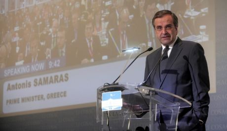 Bloomberg: Η κυβέρνηση του πρωθυπουργού Αντώνη Σαμαρά πέτυχε πολλά, παρόλα αυτά, η κατάσταση δεν είναι καλή