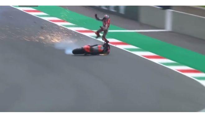 Σε νοσοκομείο της Ιταλίας, με σοβαρούς τραυματισμούς, βρίσκεται από το μεσημέρι της Παρασκευής (1/6) ο Michele Pirro.