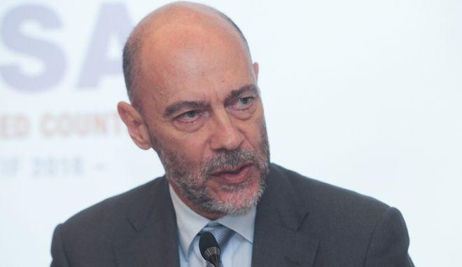 Ο Πρόεδρος του Ελληνο-Αμερικανικού Εμπορικού Επιμελητηρίου Σίμος Αναστασόπουλος