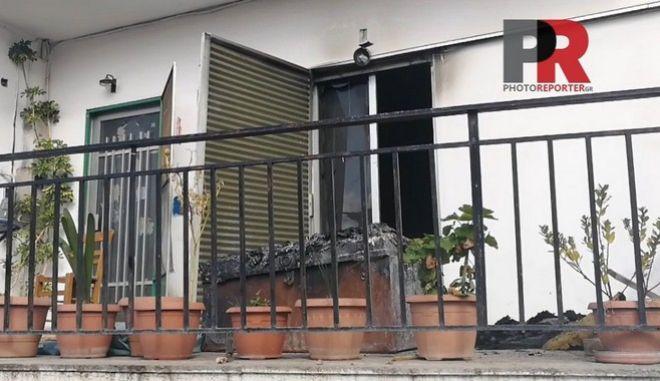 Κάηκε 94χρονη στο Δαφνί Λακωνίας