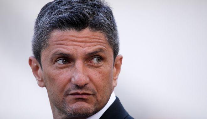 Ο πρώην προπονητής του ΠΑΟΚ, Ρασβάν Λουτσέσκου