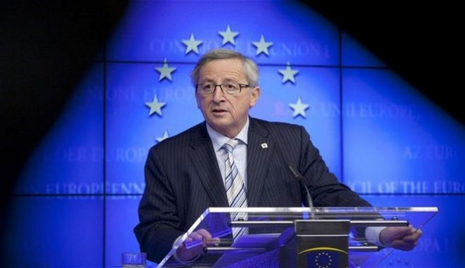 Jean-Claude Juncker...FILE - In this Dec. 13, 2012 file photo, Luxembourg's Prime Minister Jean-Claude Juncker speaks during a media conference in Brussels. The incoming leader of Europes most powerful bureaucracy is a master of the backroom deal, and an outspoken and witty career politician who once advocated the right to lie in times of crisis. Juncker, who was prime minister of Luxembourg for almost two decades, was a controversial pick as the 28-nation European Unions new chief executive, not least because the British government vociferously opposed him. (AP Photo/Virginia Mayo, file)