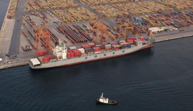 Λιμάνι Πειραιά: Πρωτιά για πρώτη φορά στην Μεσόγειο