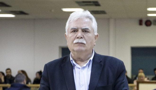Ο βουλευτής του ΚΚΕ Χρήστος Κατσώτης.