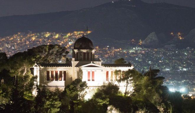 Εθνικό Αστεροσκοπείο: Βραδινές επισκέψεις στο Κέντρο Επισκεπτών Θησείου