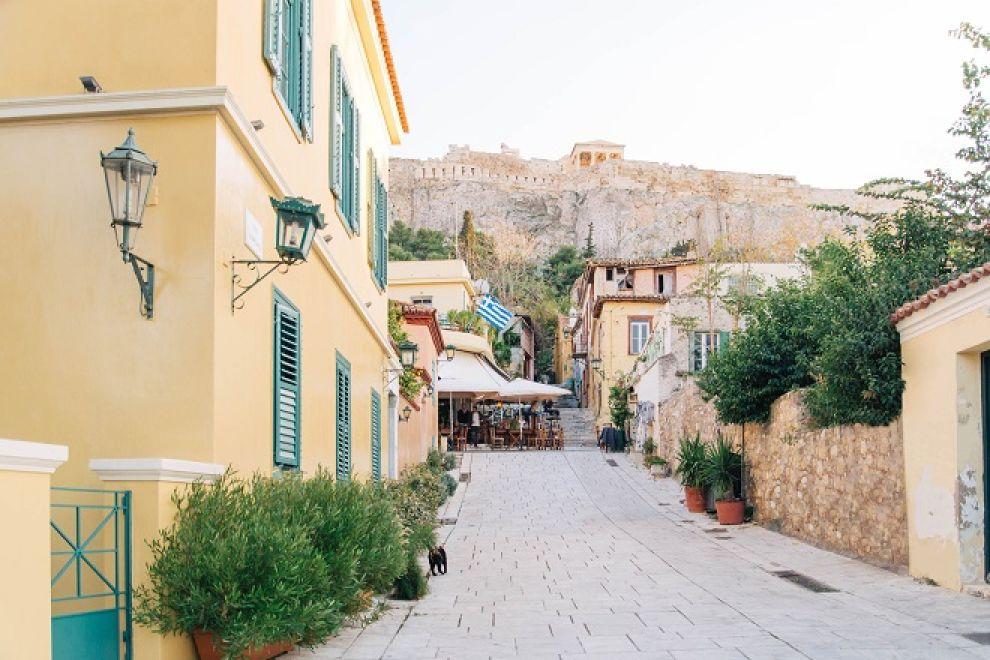 Κι όμως μπορείς να περάσεις τέλεια στην Αθήνα και τον Σεπτέμβριο