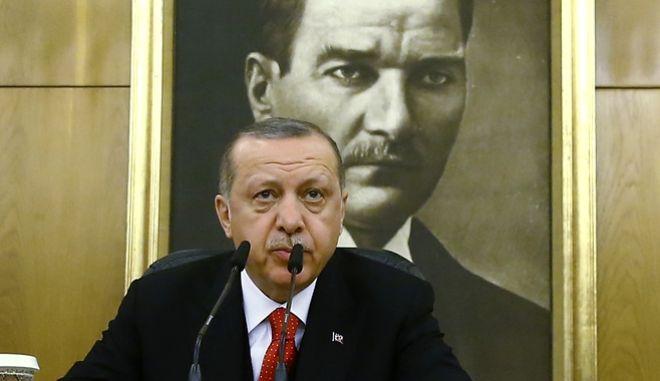 Ο Ταγίπ Ερντογάν