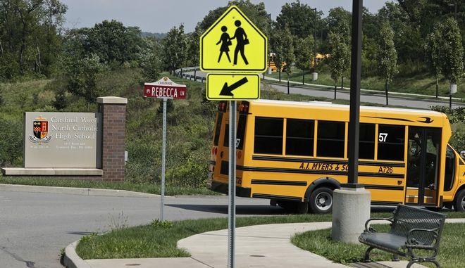 Σχολικό λεωφορείο, ΗΠΑ