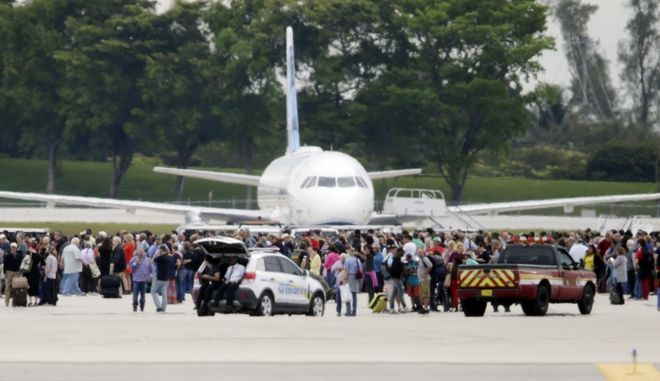 Ισόβια σε πρώην στρατιωτικό για την επίθεση σε αεροδρόμιο της Φλόριντα
