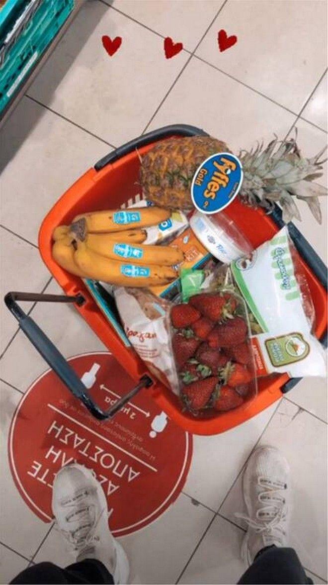 Τούνη: Αγόρασε φράουλες και τη