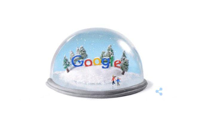 Χειμερινό ηλιοστάσιο: Η Google μνημονεύει τη μεγαλύτερη νύχτα του χρόνου