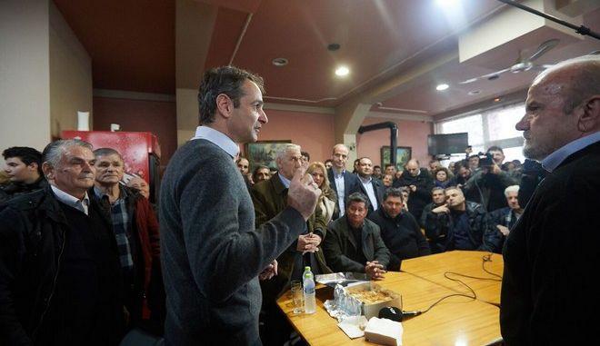 Μητσοτάκης κατά κυβέρνησης για Σκοπιανό- πολυνομοσχέδιο