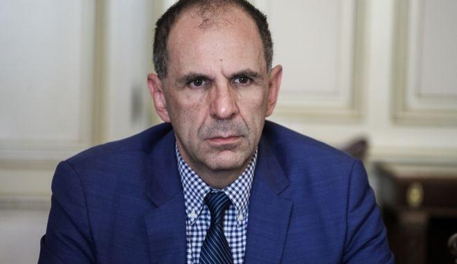 Ο υπουργός Επικρατείας, Γιώργος Γεραπετρίτης