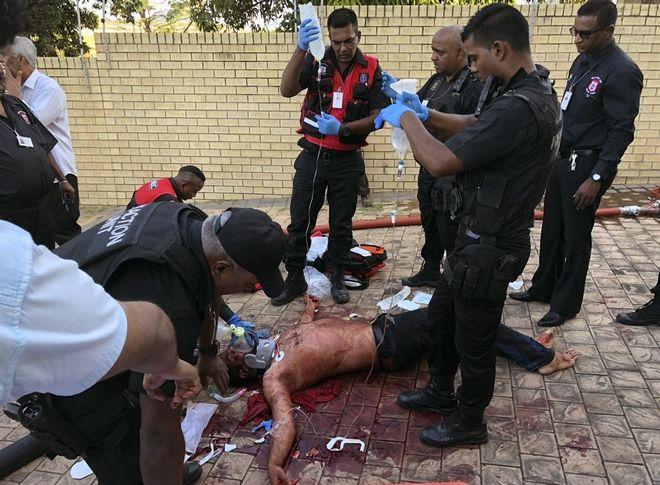 Τραυματισμένος σε επίθεση σε τζαμί στη Νότια Αφρική
