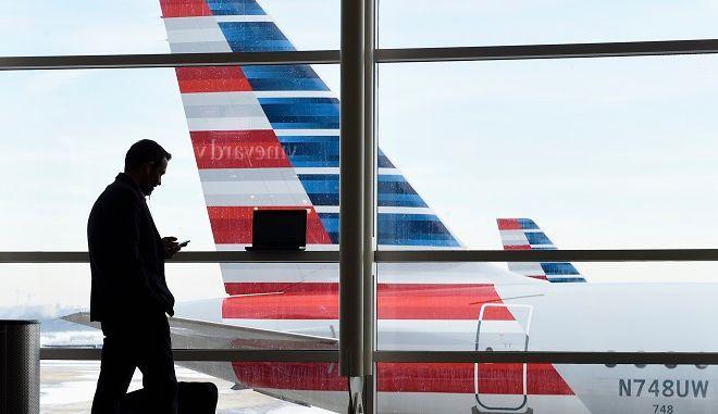 Σε καραντίνα δύο αεροσκάφη στις ΗΠΑ