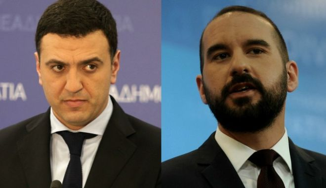 Η πορεία της διαπραγμάτευσης στο 'debate' Τζανακόπουλου – Κικίλια