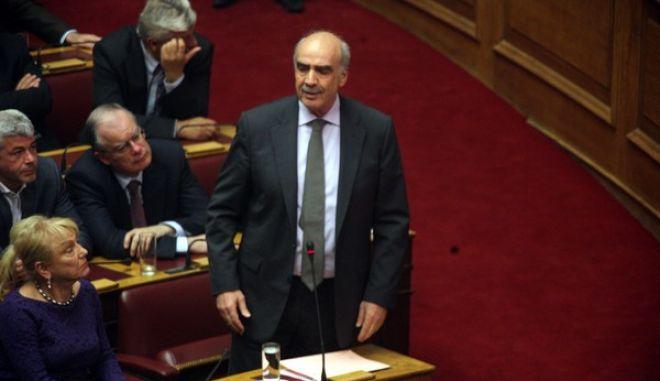 ΑΘΗΝΑ-Συζήτηση για την πρόταση μομφής που κατέθεσε ο ΣΥΡΙΖΑ κατά του προεδρείου της Βουλής.(EUROKINISSI-ΑΛΕΞΑΝΔΡΟΣ ΖΩΝΤΑΝΟΣ)