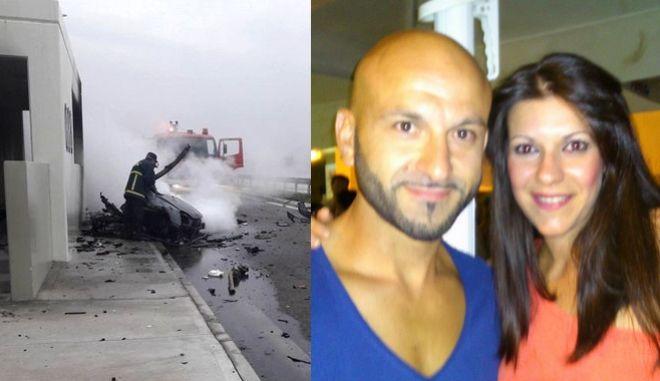 Τροχαίο με την Πόρσε: Δεν τα βρήκαν ασφαλιστική - Πατμάνογλου
