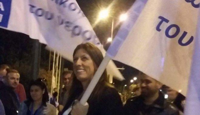 Κωνσταντοπούλου: Η απάντηση μας θα είναι νομική και δικαστική