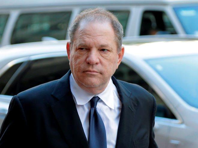 Ο Harvey Weinstein στο δικαστήριο της Νέας Υόρκης (φωτογραφία αρχείου)