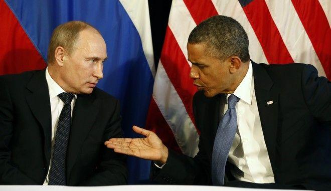 Ομπάμα: Δεν θα αφήσουμε τη σύρραξη στη Συρία να μετατραπεί σε πόλεμο ΗΠΑ-Ρωσίας