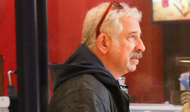 Ο Πέτρος Φιλιππίδης