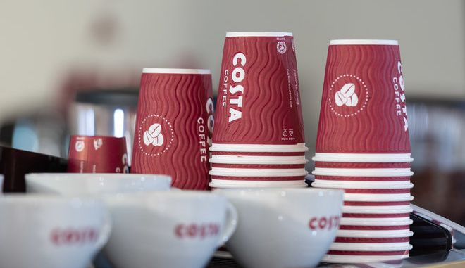 Costa Coffee: Στο λιανεμπόριο και σε HORECA στην ελληνική αγορά