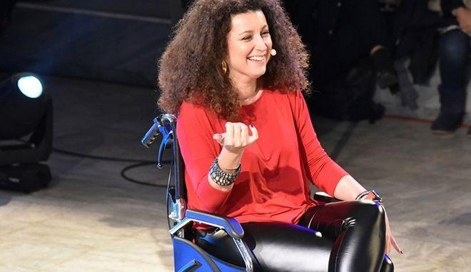 Η Κατερίνα Βρανά στη σειρά εκδηλώσεων ΔΙΑΛΟΓΟΙ του Ιδρύματος Σταύρος Νιάρχος.