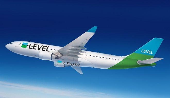 Level: Νέα low cost αεροπορική που αλλάζει τους κανόνες του παιχνιδιού
