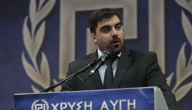 Ο Αρτέμης Ματθαιόπουλος