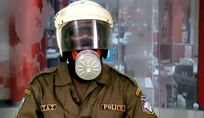 """Η Ένωση Αστυνομικών Αχαΐας απειλεί με μηνύσεις τον """"Μπαλούρδο"""" της Ελληνοφρένειας"""