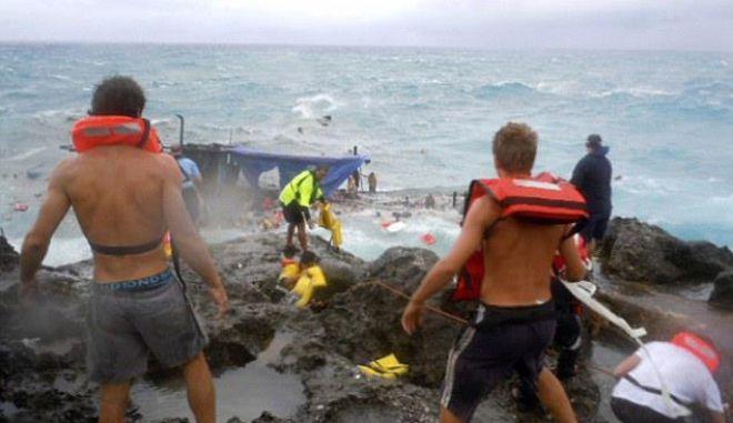 Διάσωση εκατοντάδων μεταναστών σε 24 ώρες