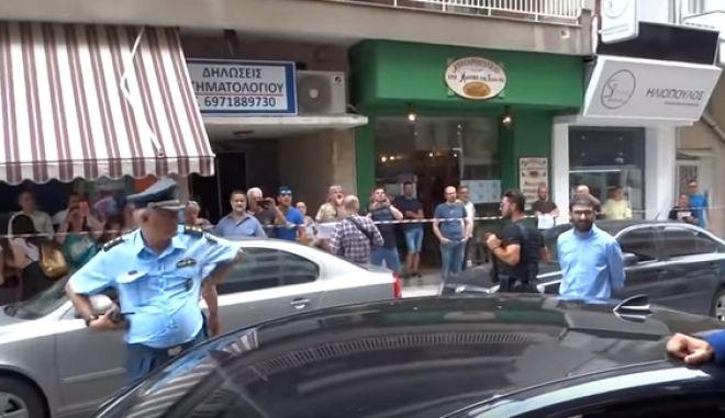 Γιαννιτσά: Αποδοκιμασίες εναντίον Κοντονή - Κάνει λόγο για κοινή δράση στελεχών ΝΔ και Χ.Α.