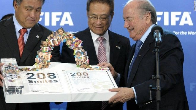 Andrew Jennings: O άνθρωπος που τόλμησε να αποκαλύψει το σκάνδαλο της FIFA