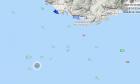 To Oruc Reis πλέει ξανά προς το Καστελόριζο