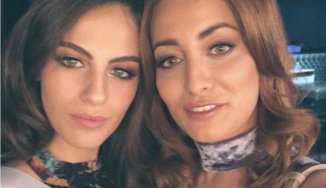 Απειλές για τη ζωή της Μις Ιράκ μετά τη selfie με τη Μις Ισραήλ